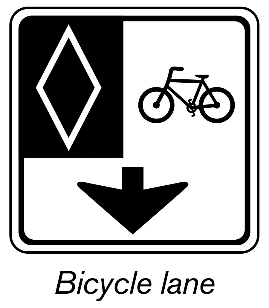 Vehicles Are Not Allowed In Bicycle Only Lanes Except For The Purpose Of Making A Right Turn Accessing Parking Space