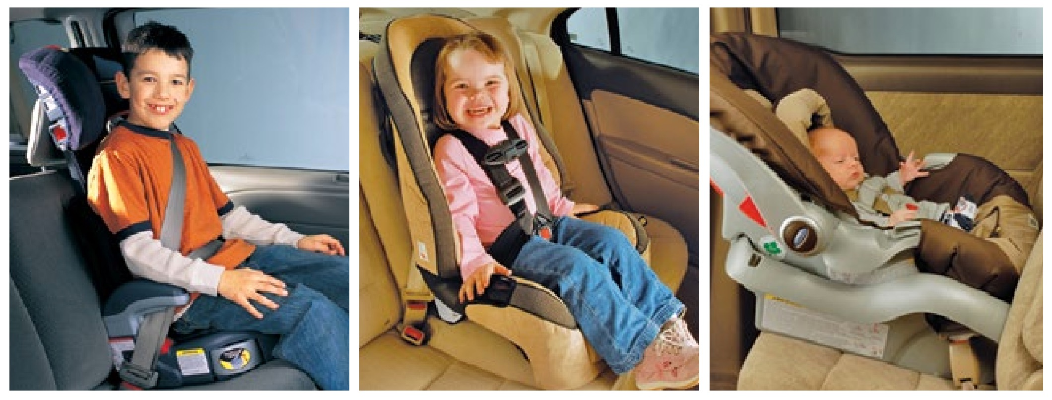 Driving Tips seatbelts and child restraints