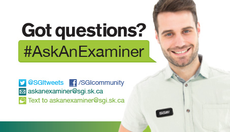 Got questions? #AskAnExamnier