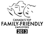 Canada's Top Family-Friendly Employers logo