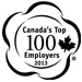 Canada's Top 100 Employers logo