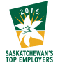 Saskatchewan's Top Employers logo