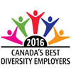Canada's Best Diversity Employers logo